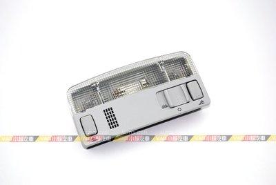 (VAG小賴汽車)Skoda Rapid Roomster 灰色 閱讀燈 室內燈 全新