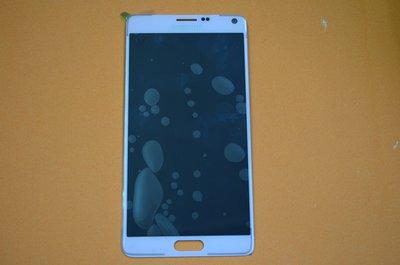 三星 GALAXY Note 4 (N910U)螢幕 顯示 觸控 液晶破裂 總成 故障 維修