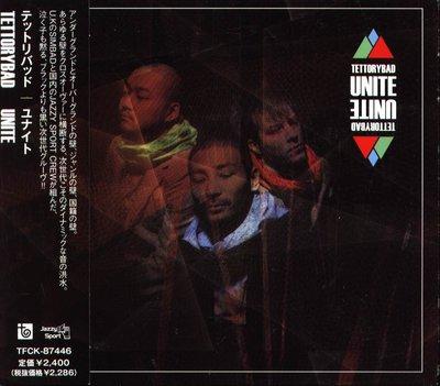 八八 - Tettory Bad - UNITE - 日版 CD+OBI