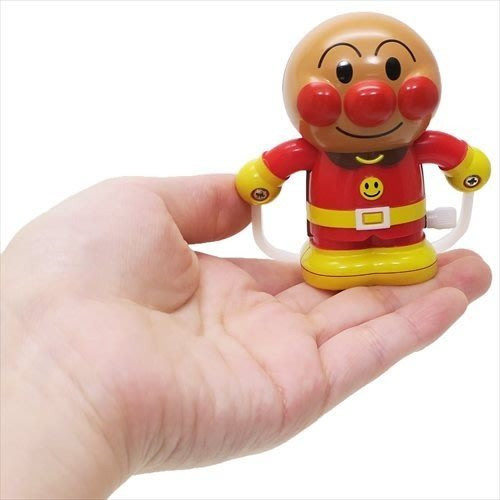 麵包超人 ANPANMAN   免電池 發條車 跳繩 公仔 日本空運~小太陽日本精品