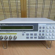 康榮科技二手測試儀器領導廠商HP/Agilent 4338B Opt. T01 Milliohm Meter 毫歐姆錶