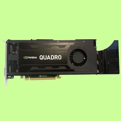 5Cgo【權宇】頂級工作站電腦nVidia Quadro K4200 4G DDR5 帶sn號 DELL全新顯示卡 含稅
