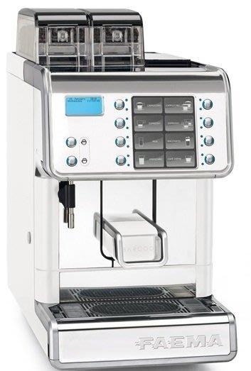 FAEMA商用型全自動咖啡機BARCODE MilkPS/10