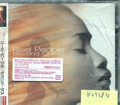 *真音樂* REEL PEOPLE SECOND GUESS 全新 K27284