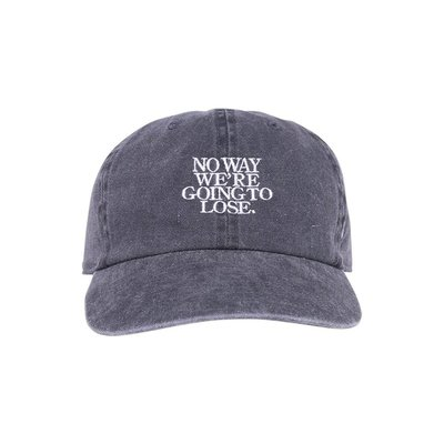 FORTY PERCENT AGAINST RIGHTS (FPAR) SS20 NO WAY 6 PANEL CAP