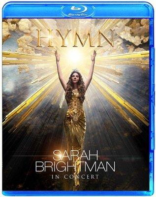 莎拉布萊曼 Sarah Brightman Hymn In Concert (藍光BD25G)@XI31227