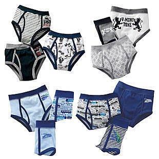 嘉芸的店 日本棉質100% 男童三角褲100-160公分 日本兒童內褲 不卡屁縫 純棉10件800