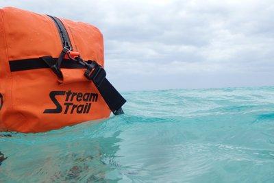 【Water Pro】{Stream Trail}-STORMY DUFFLE S 完全防水包 旅行袋 兩色
