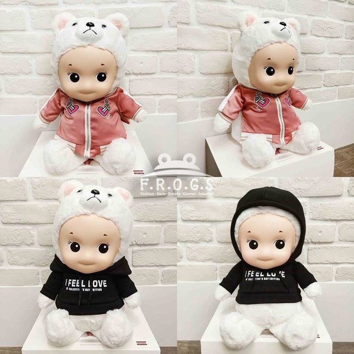 F.R.O.G.S K40190正品香港DIMO ANGEL愛心天使娃娃充電熱水袋暖手寶經痛幫手背包公仔暖暖包(現+預)