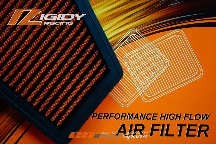 RIGIDY 原廠對應型 HONDA CIVIC9.CIVIC8 八代 九代 高流量 高功率進氣濾網 回饋 / 制動改