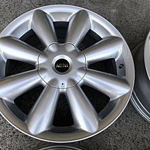 二手/中古鋁圈 Countryman MINI R60 18吋 5孔120 原廠 銀 BMW E87 118i BMW