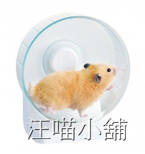 ☆汪喵小舖2店☆ 日本 GEX 愛鼠靜音兩用立掛滾輪21公分 // 可站立、可鎖籠、附吸盤