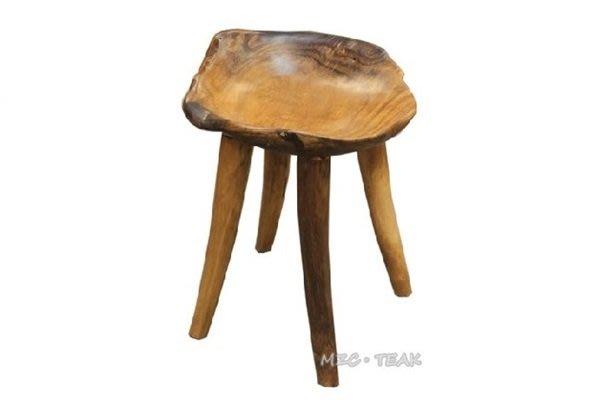 【美日晟柚木家具】SCH 08 柚木餐椅 造型椅 原木椅 餐桌坐椅 客廳椅 原木家具