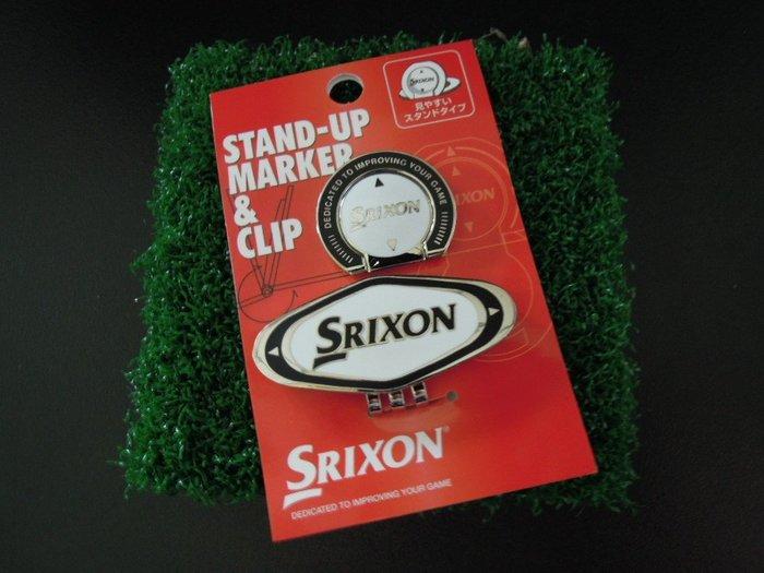 新到貨 SRIXON 高爾夫新型站立式馬克 經典黑/紅/藍 新造型 磁力吸附極佳