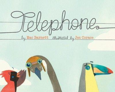 *小P書樂園* TELEPHONE /精裝