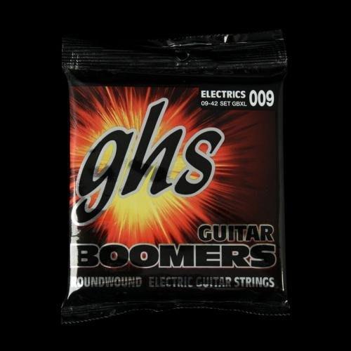 ☆ 唐尼樂器︵☆美國製原廠公司貨 ghs BOOMERS 09-42/ 09-46/ 10-46/ 10-52 電吉他弦