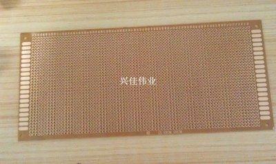 電木萬能板 經濟型 10*22cm 洞洞板 電木板 實驗板 PCB電路板 W81-6.1 [339733]