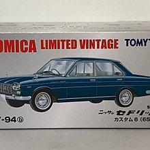 Tomytec Tomica Limited Vintage LV-94b Nissan Cedric Custom6