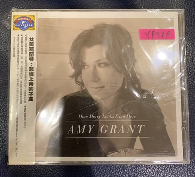 *還有唱片行*AMY GRANT / HOW MERCY LOOKS 全新 Y9789 (殼破)