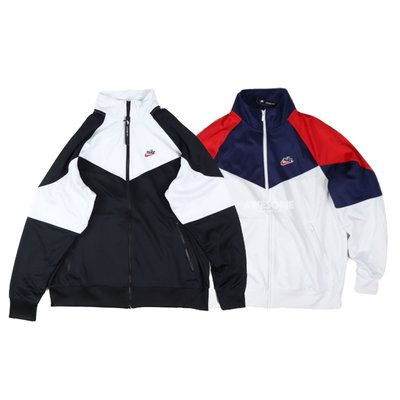 [歐鉉]NIKE NSW 復古 立領夾克 運動外套 男生 BV2626-121 BV2626-010