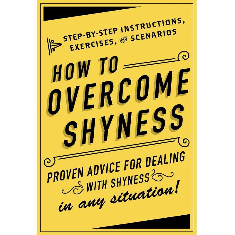 如何克服膽怯 How to Overcome Shyness 英文原版 亞當斯媒體 AdamsMedia