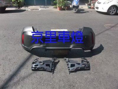 京里車燈專網 寶馬 BMW F20 LCI 小改款 15 16 17 18年 M2 後保桿 後大包 塑膠PP材質