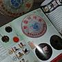 圓茗園---------04車順號~茶評金牌獎~易武大樹手工石模壓製老餅-------39999/筒價 !