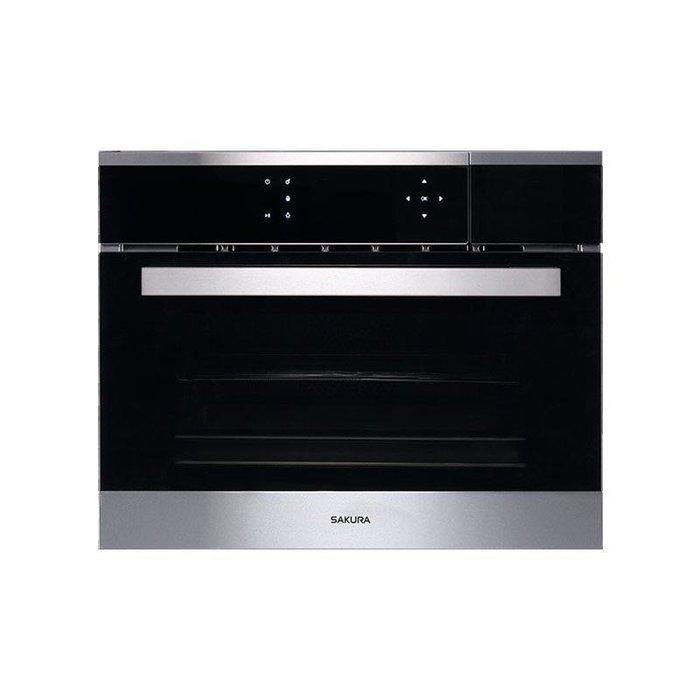 櫻花 E8692 嵌入式 蒸烤箱 大容量58公升 220V 基本安裝加600