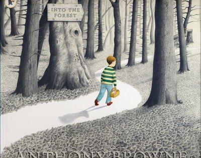 *小貝比的家*INTO THE FOREST(走進森林) /平裝/7~12歲/幽默 Humor