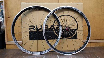 【冠鑫自行車】RUBAR SHADOW WING1-19 鋁合金 700C 公路車 培林輪組 支援無內胎 高雄