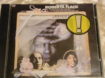 Roberta Flack -- The Best of (Killing Me Softly) 德國版