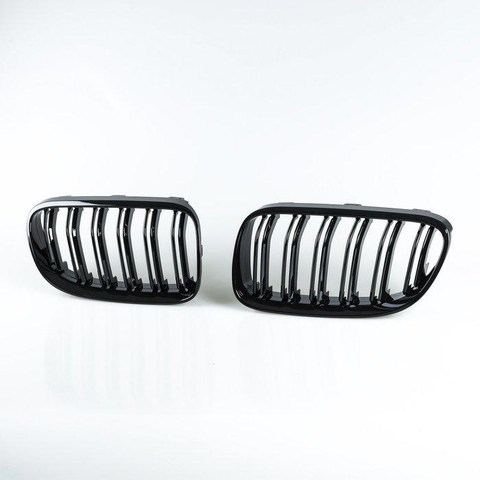 [亮光黑] F82 M4樣式 ABS水箱罩前格柵鼻頭 BMW 3系列 E92 E93用 2010-2012年式適用