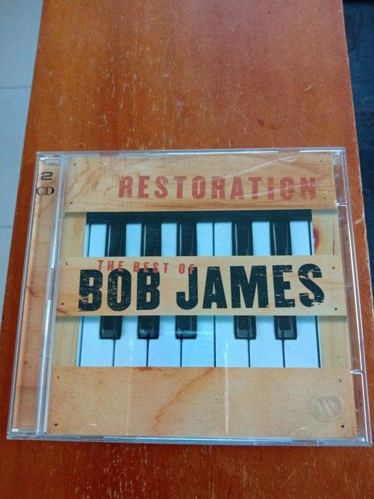 爵士鋼琴-BOB JAMES 鮑布詹姆斯 - Restoration (2CD) 回歸 2CD  含側標