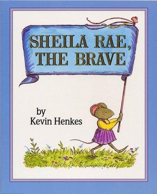 *小貝比的家* SHEILA RAE,THE BRAVE/平裝/3~6歲/ 自我認同 Respect Yourself