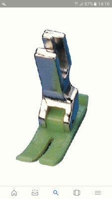 工業車塑膠壓腳