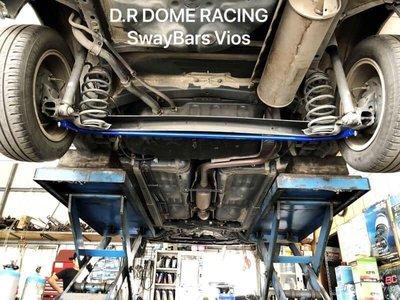 【童夢國際】D.R DOME RACING TOYOTA VIOS 後防傾桿 扭力桿 19mm實心