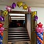 祥茂氣球- 婚禮佈置/ 漂浮拱門/ 空飄鋁箔氣球拱...