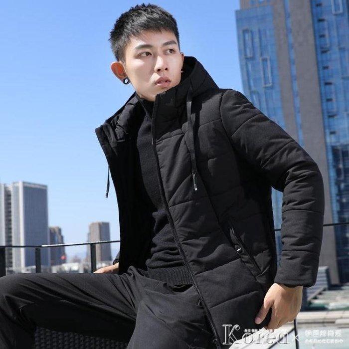 棉服 棉衣男冬季潮流加厚韓版修身短款棉襖羽絨棉服男士外套