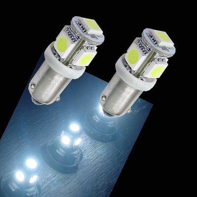 【PA LED】Ford 福特 FOCUS MK2 前閱讀燈 室內燈 BA9S 正負極相反 5晶 SMD LED 白光