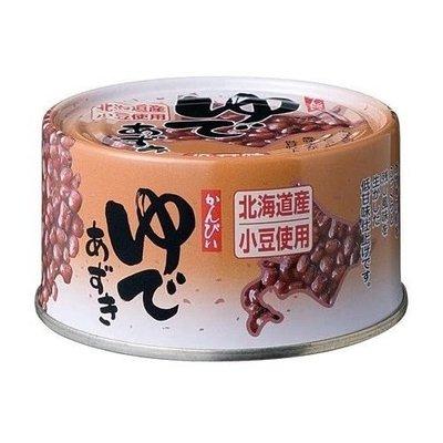 +東瀛go+【加藤 KATO】 Kanpy 北海道紅豆罐 190g 業務用 低甜味 罐頭 日本進口 紅豆餡罐頭