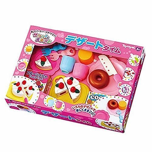 【小不點】日本 Toyroyal 樂雅 生活情景系列 - 可愛甜心切切樂組合 # 5653 台中可面交