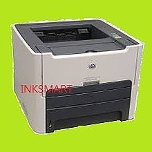 HP LaserJet 1320 黑白雷射印表機(中古良品機),適用Q5949A碳粉匣,保固半年。
