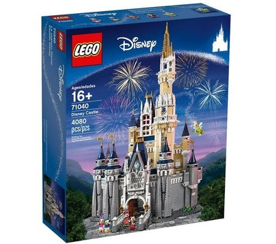 ~☆.•°莎莎~*~~☆~ LEGO 71040 The Disney Castle 迪士尼城堡