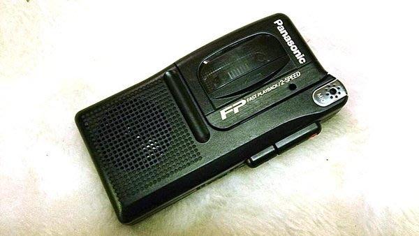 電話/現場兩用 日本製造  Panasonic RN-202/104  OLYMPUS-S912 迷你卡帶 密錄機 錄音 竊聽 監聽 徵信
