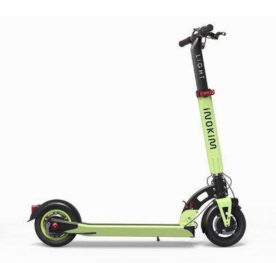 『電池急救站』 以色列 inokim 電動滑板車 台灣經銷商  inokim Light2 / 蘋果綠 / 歡迎試乘