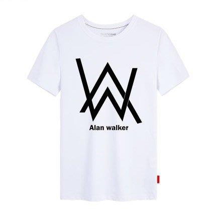 【SeVeN Shop】精選代購 艾倫沃克#6♥DJ 電音♥男女♥短袖♥大尺碼♥上衣服♥t衫t恤