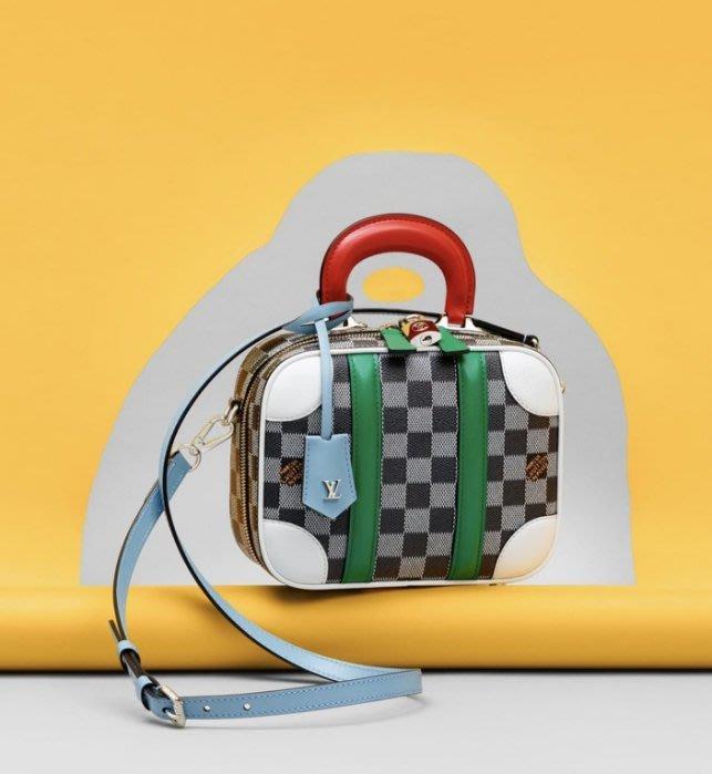 LV prefall 早秋限定版 mini luggage