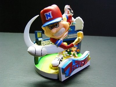 全新 MegaHouse Namco Classics Collection Diorama No 7 Baseball Man 經典情景 盒蛋食玩
