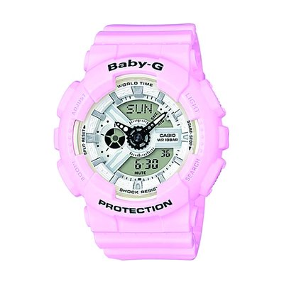 佐敦門市 現貨 100% 全新 Casio Baby-G BA-110BE-4A Beach Color Series 一年保養