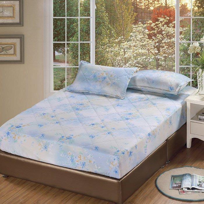 【優上精品】床笠加厚床套防滑床罩席夢思床護墊保護套單件纖維單包床笠(Z-P3241)